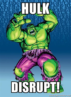 Hulk Disrupt