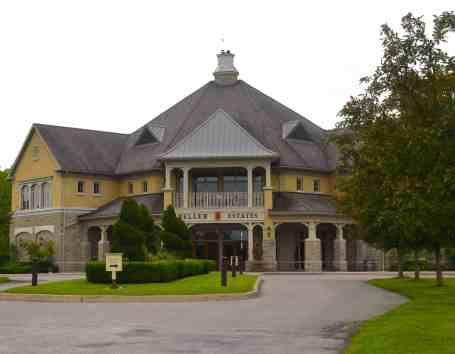 Pellar Estates Winery in Niagara on the Lake