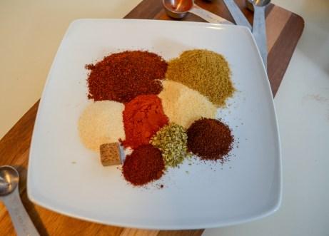 chili seasoning including beef bullion