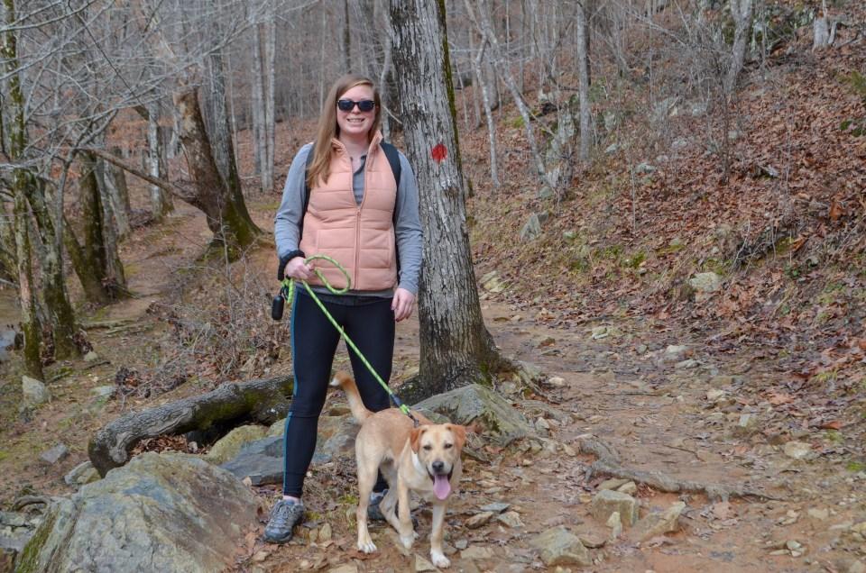 Gimli hiking