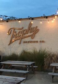 Trophy Brewing's logo