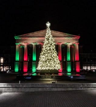 Christmas at the Duke Energy Center