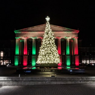 Christmas at the Duke Energy Center