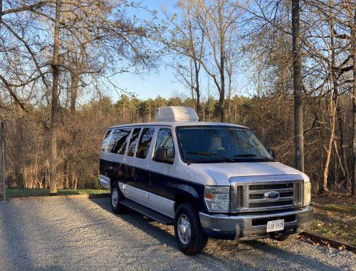 build a camper van for weekend trips