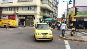 El director de tránsito de Bucaramanga, Miller Salas Rondón, anunció que en el transcurso de esta semana se estaría reuniendo con el alcalde Rodolfo Hernández para socializar y acordar los cambios que planean implementar. /FOTO SOFÍA ARENAS