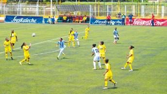 El equipo ha sumado tres puntos en las dos primeras fechas, con un saldo de cuatro goles a favor y uno en contra. /FOTO KEVIN CALA PÁEZ
