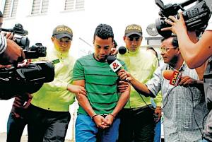 Durante las pesquizas se ha podido establecer que Diego Armando Amaya Pérez, de 25 años, no solo era amigo de Yolsabet Durán Guzmán, sino amigo de sus hermanos. Se conocieron en un grupo juvenil de la iglesia a la que ambas familias asistían. El 24 de noviembre de 2016, el agresor se entregó. Mientras se adelantaba la diligencia ante los estrados judiciales, las autoridades encontraron el cuerpo sin vida de Durán Guzmán, quien además presentaba signos de tortura. La autopsia finalmente reveló que la causa de la muerte fue asfixia, según la abogada Silvia Yánez. /FOTO ÉDGAR PERNETT