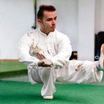 """Este deporte competitivo, considerado un arte marcial, en el que """"wu"""" significa militar o marcial y """"shu"""" quiere decir arte, se clasifica en dos categorías: Taolu (competencia de rutinas) y Sanda (competencia de combate libre). /FOTO DIANA CATALINA SERRANO ORDÓÑEZ"""