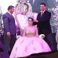 Griselda I es coronada por Gobernador como Soberana de la FENAFRE