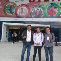 """Logran estudiantes zacatecanos 8vo Lugar en """"Concurso Nacional VideoJuegos"""""""