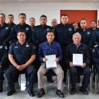 Por Seguridad Guadalupe Va por Profesionalización de los Policías
