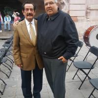 """El Ro"" Ba..ila a ritmo de Chava Ortega"