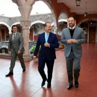 Blindar seguridad entre Zacatecas y Aguascalientes, acuerdan Gobernadores