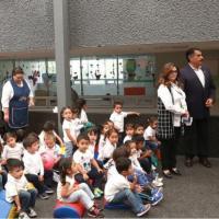Reconoce gobernador en estancias Infantiles del ISSSTE ejemplo de trabajo coordinado del Gobierno a favor de México