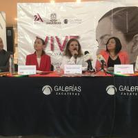"""Llega el """"Vive Zacatecas Artesanal 2018"""" a Galerías"""