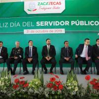 Mandatario va X más Mejoras Laborales para personal de Gobierno