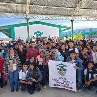 """Arranca entrega de becas """"Benito Juárez"""" en Zacatecas, recibirán bachilleres 180 MDP"""