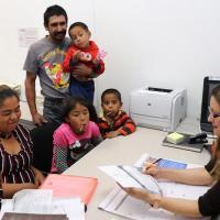 Cientos de zacatecanos se benefician con gestión Gratuita de documentos de Identidad Americana