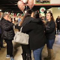 Padres e hijos Zacatecanos son reunidos por Corazón de Plata en FORT WORTH