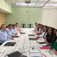 Van X Agenda Legislativa diputados y dirigentes tricolores