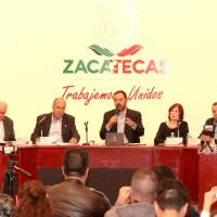 Zacatecas sin Coronavirus; preparados ante cualquier contagio: Tello