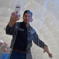 Guadalupe cuenta con Túneles Sanitizadores contra el COVID-19