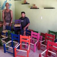 Artesanos zacatecanos son apoyados con el Programa Emergente