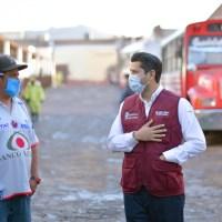 Alcalde refuerza medidas Preventivas en Guadalupe