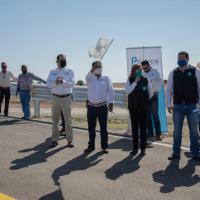 Inauguran nuevo puente en Pánuco; alcalde agradece al Gobernador apoyo Brindado