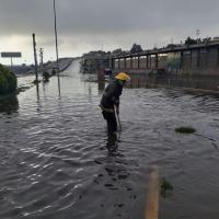 Aguas!!! seguirá lloviendo; PC atiende Daños en Noria de Ángeles