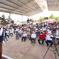 Ante olvido del PRIAN, David Monreal incrementará hasta un 300 por ciento el presupuesto para el Campo
