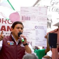 Sostiene Jorge Miranda: Zacatecas merece certeza en el tema del Agua