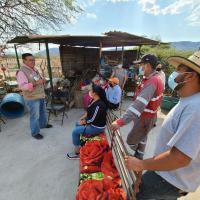 Comunidades de Guadalupe también son prioritarias, considera Mauro Ruíz