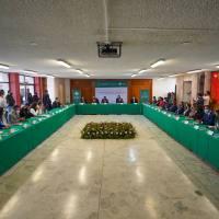 Protesta Comité de Planeación para el Desarrollo Municipal de Zacatecas