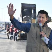 A diario, consolidamos a Guadalupe como una ciudad de bien y de progreso: Julio Cesar Chávez