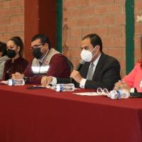 Exponen problemática social de zona conurbada en foros de Consulta para Plan Estatal de Desarrollo