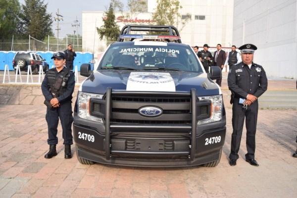 Patrullas de seguridad tuvieron un costo de 900 mil pesos por unidad
