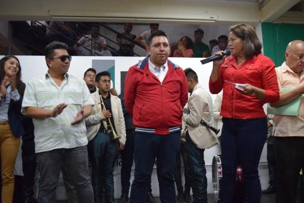Buscan comerciantes tianguistas un espacio en la dirigencia del PRI