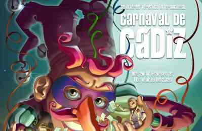 Cádiz acoge su carnaval para despertar de nuevo los corazones de los aficionados que se encuentran en cualquier parte del mundo