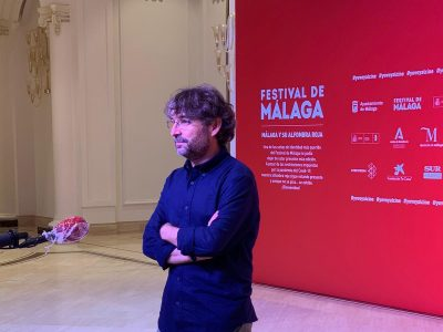 Jordi Évole en el Festival de Málaga | Foto: David Cejudo