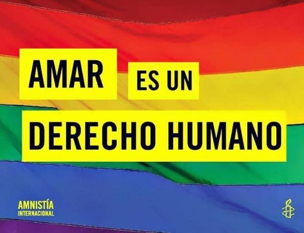 Derechos humanos de personas sexualmente diversas