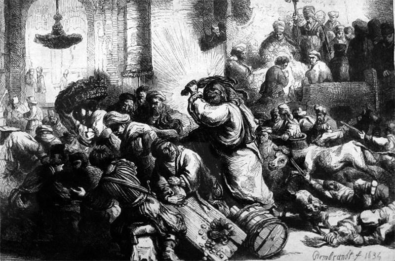 Anarquismo y el evangelio: Jesús, el Estado, el Capital y Dios.