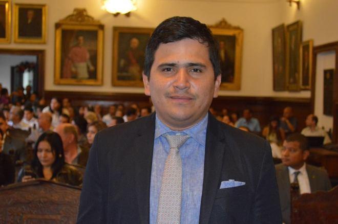 Daniel Alejandro Pajoy Bastos