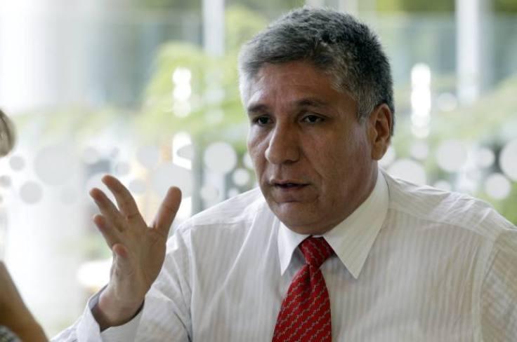 Durante este evento, Sigifredo López habló sobre el cartel de testigos y la reparación de víctimas. (Colprensa - Mauricio Alvarado)