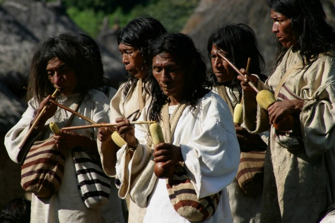 derchos indigenas