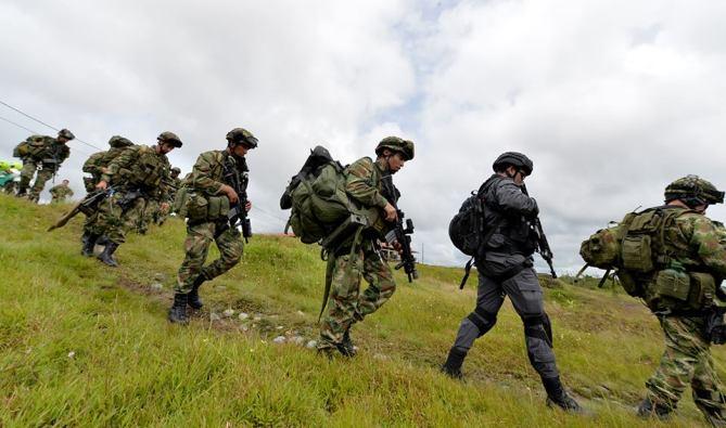 fuerzas especiales colombia