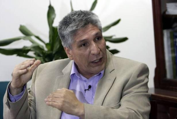 La Fiscalía dejó en libertad a Sigifredo López, el dirigente liberado investiga do porque supuestamente participó en el secuestro del que fueron víctimas doce diputados del Valle del Cauca, entre ellos él mismo, en abril de 2002. (Colprensa - Archivo).