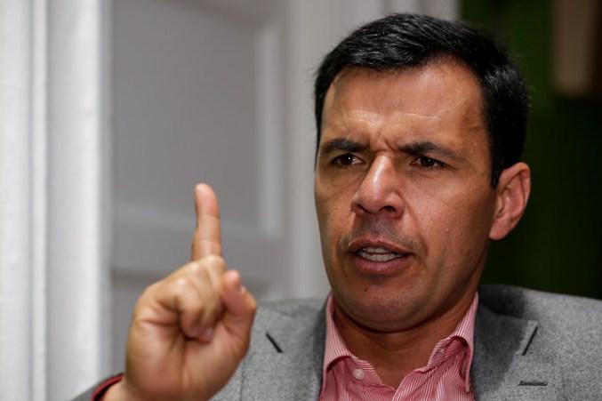 Guillermo Rivera Florez gob encarga Cundinamarca