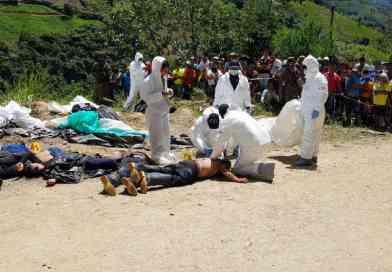 """""""Eln es responsable por masacre en Argelia, Cauca"""": Fiscalía"""