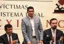 A FAVOR DE MAYOR PROTECCIÓN A VÍCTIMAS DEL DELITO: EMMANUEL VARGAS